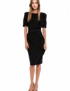 SIMPLE czarna sukienka 36...