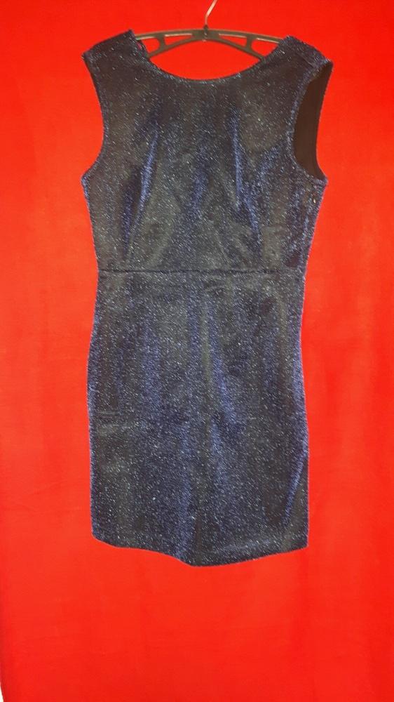 Suknie i sukienki Granatowa sukienka Reserved S nowa