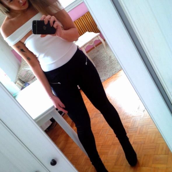Mój styl black n white