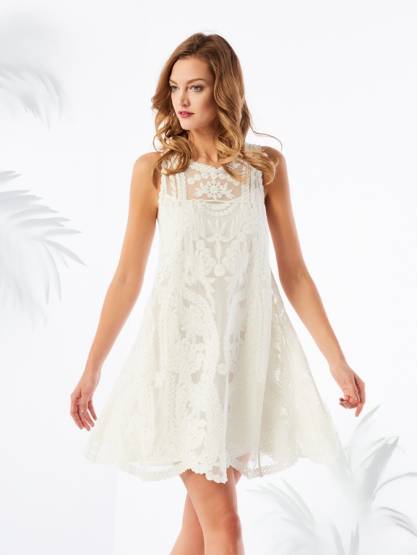 Ubrania sukienka koronka mohito Pilnie