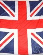 apaszka flaga angielska england chustka