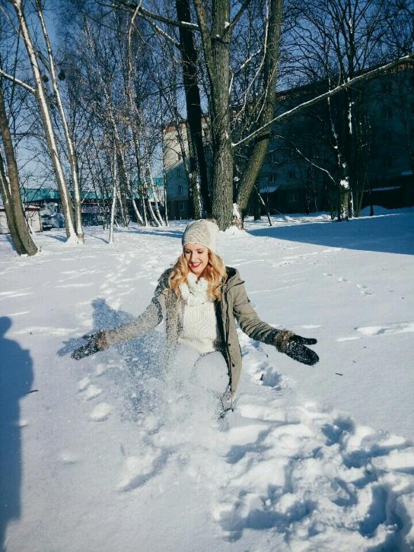 Blogerek Ciepła zima