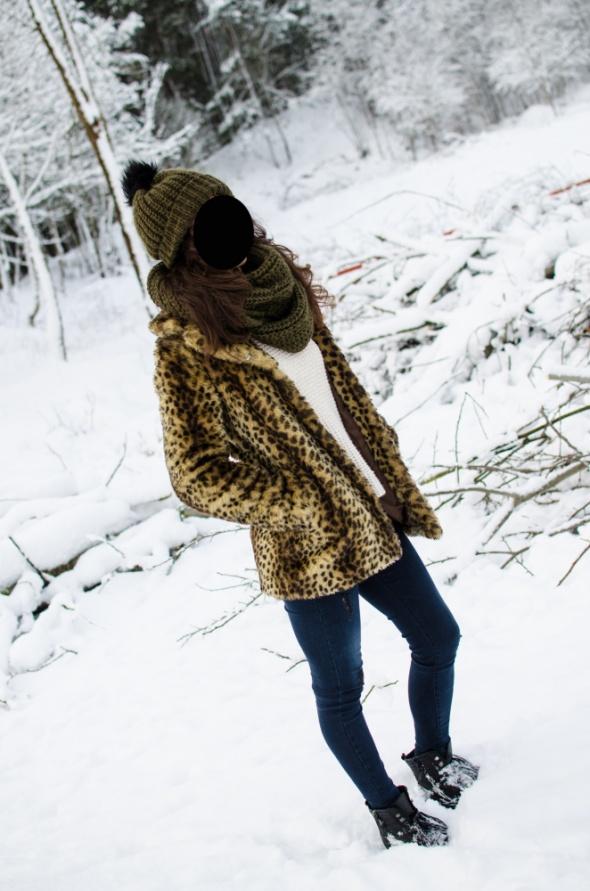 Codzienne zimowa stylizacja 1