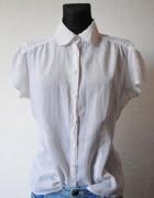 biała koszula r M L...