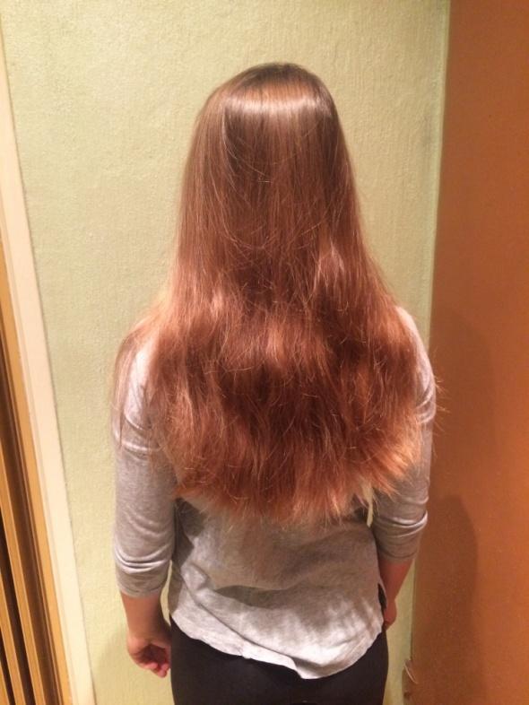 Mój styl Moje włosy