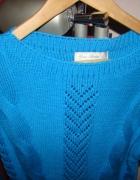 Sweter ażurowy 42