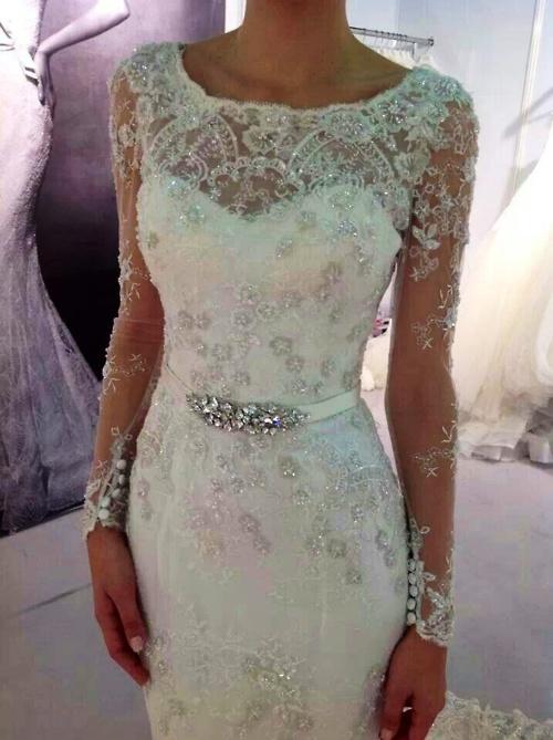 Ubrania Sukienka koronka cekiny