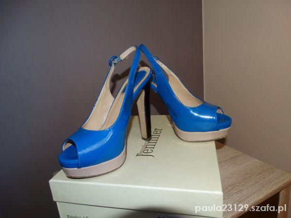 Sandały Buty sandały na słupku 38 CCC
