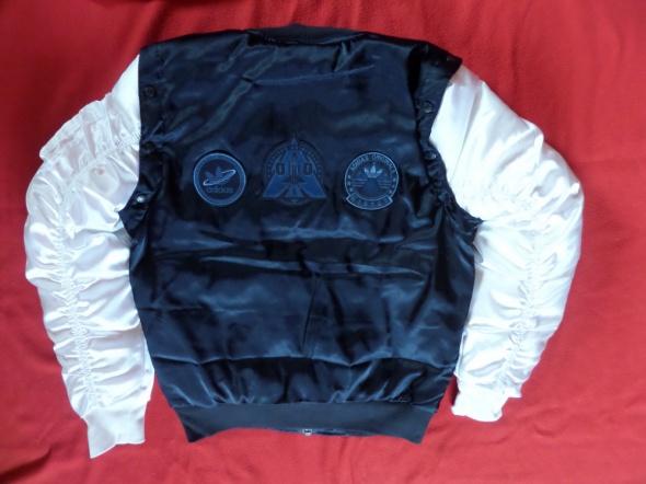 Kurtka Baseball Jacket Adidas by Rita Ora w Odzież