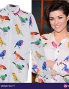 Koszula w ptaki Mohito...