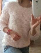 Sweter włochacz rozm M i L