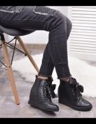 Sneakersy łańcuszki 36