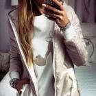 White&Beige&Jeans