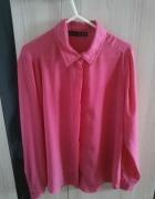 Wyjątkowa koszula różowa