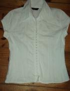 Biała bluzka rozmiar 38