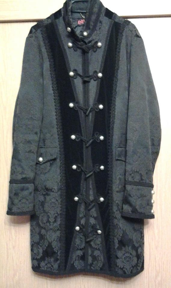 płaszczyk gotycki...