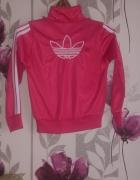 Różowa Bluza Adidas...