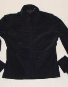 KAREN MILLEN elegancka czarna koszula 38