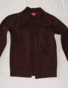MONSOON sweter bolerko lambswool 38