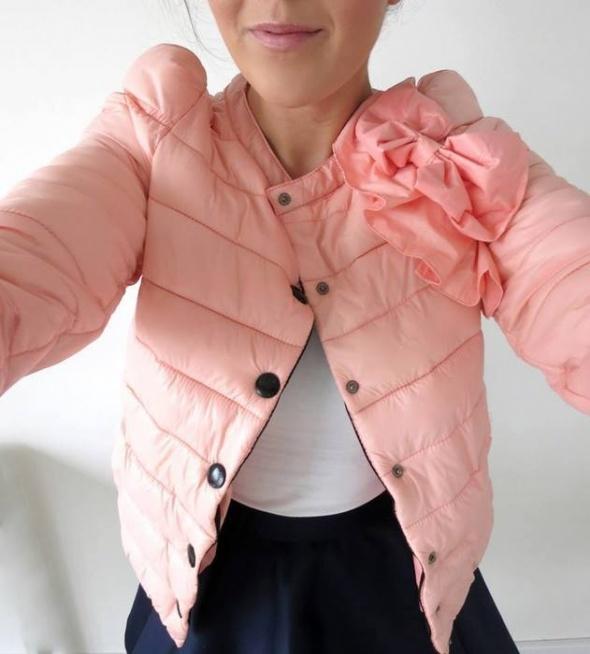 Nowa pikowana kurtka prześliczna xs s m