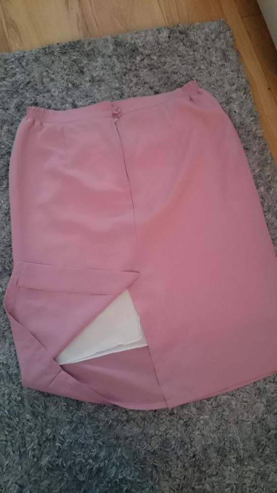Spódnice spódnica brudny róż