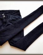 Denim Co jeansy push up podkreślające pośladki M 3