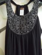 śliczna sukienka sprzedam lub zamienię NOWA