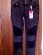 Nowe spodnie rurki