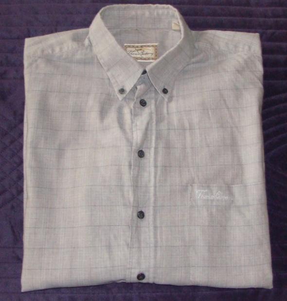 Koszule Koszula Thomas Burberry M