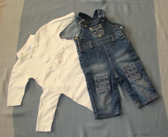 Komplety DIOR komplet spodnie bluzki ŚWIĘTA 68 74