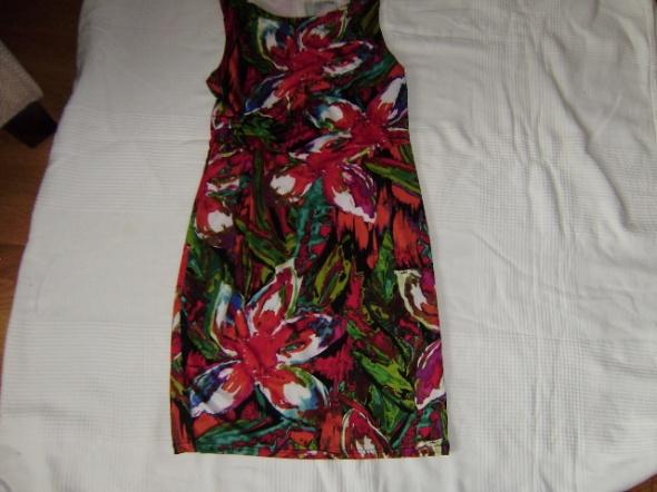 Suknie i sukienki kolorowa sukienka38