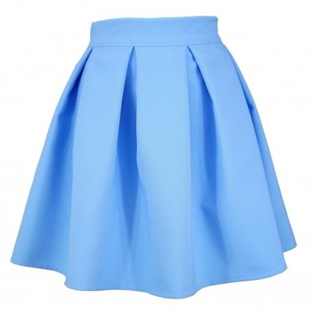Spódnice Spódnica blue
