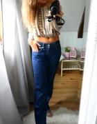 Spodnie jeanoswe Reserved
