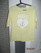 Żółta bluzeczka uniwersalna