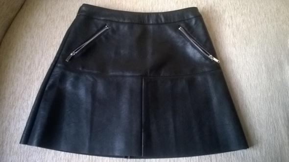 Spódnice Spódnica skórzana typu romb MOHITO 36