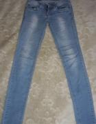 Rurki jeansowe