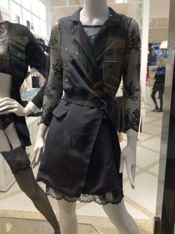 sukienka z intimissimi