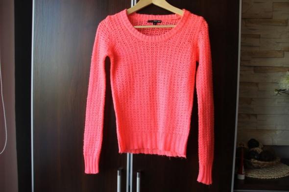 Swetry Neonowy sweterek Tally Weijl XS