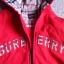 BURRBERY bluza design kratka logowana M L