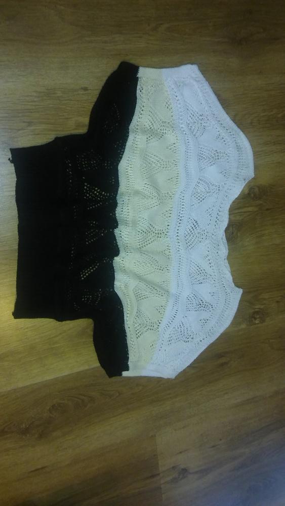 azurowy sweterek