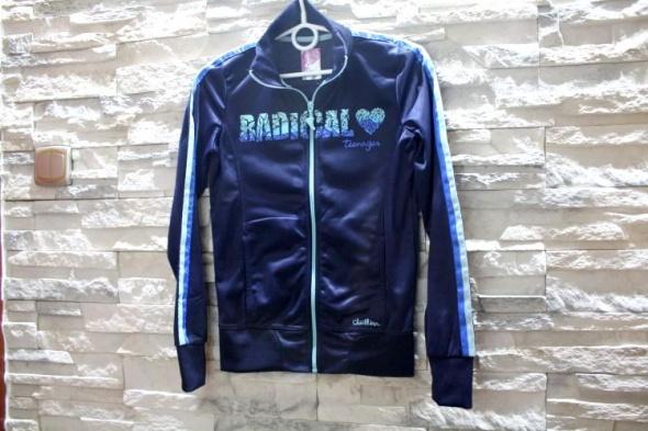 Bluzy Sportowa bluza sportowa Cropp Chillin nadruk