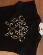 nowa czarna bluzka