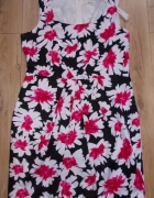 Sukienka w kwiaty PRECIS 42 44