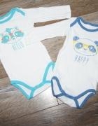 Body niemowlęce 2 pary