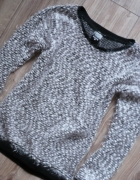 SINSAY włochaty sweterek S 36