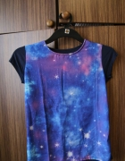 Tshirt w kosmos XS...