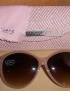 Okulary przeciwsłoneczne Pink Delight w etui...