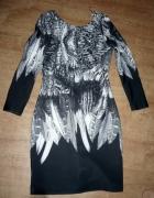 Elegancka sukienka ołówkowa roz 38 nowa
