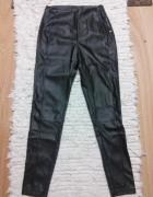Spodnie Calzedonia r S eko skóra