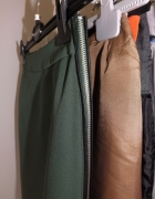 ołówkowa spódnica Zara zip